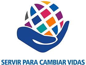 2021-2022 Theme logo - Serve to Change Lives - ES