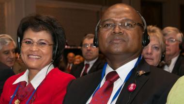 Rotary International Assembly 2013