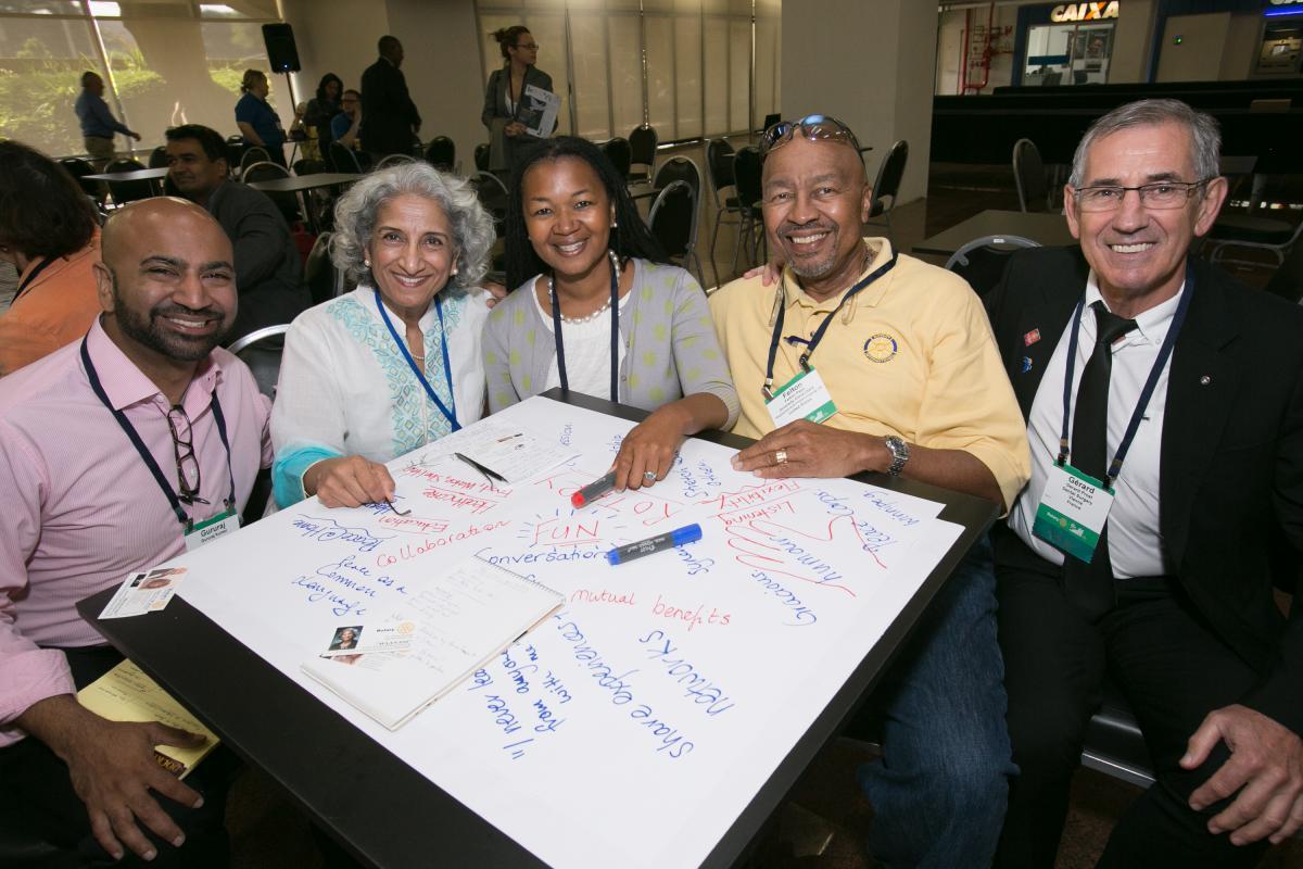 Endorsing peace fellows