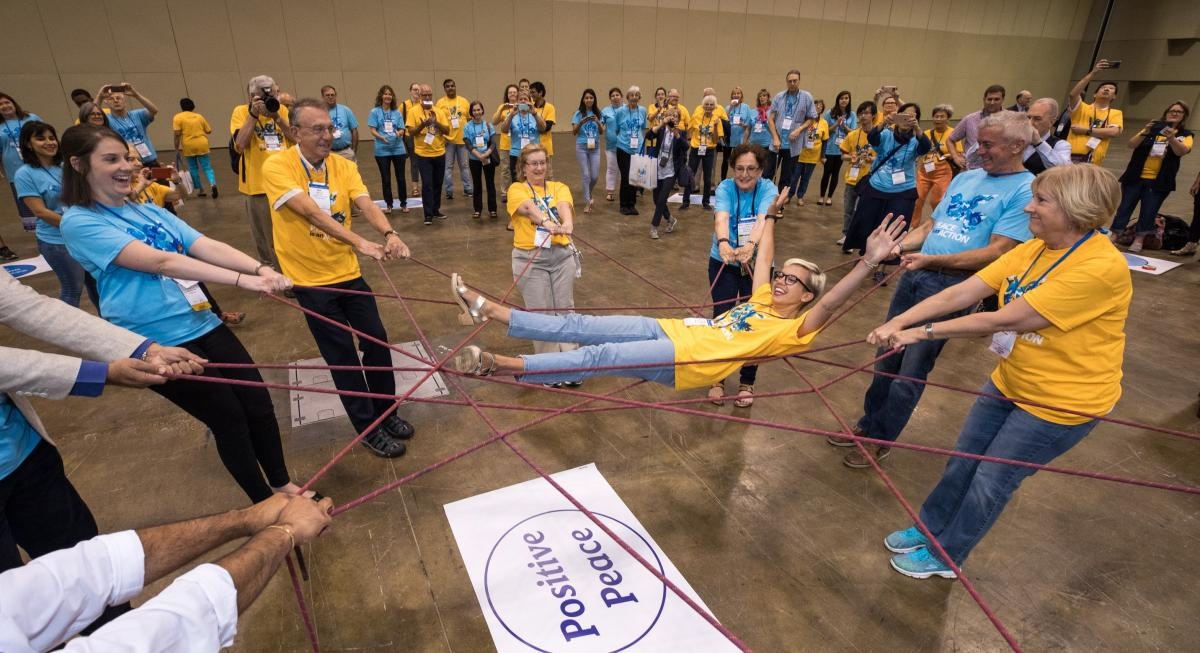 Del 20 al 26 de septiembre celebraremos la Semana del Cuerpo de Paz de Rotary